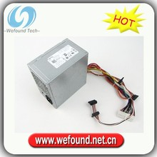 For DELL Precision T1500 T1600 OPTIPLEX 390 790 990 7010 9010 L265AM-00 H265AM-00 265W Power Supply 053N4 9D9T1 D3D1C GVY79