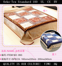 China yiwu wholesale suppliers cheap and soft hot sale mink blanket fleece blanket bamboo blanket throws