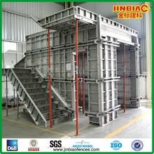 De aluminio de encofrado para construcción