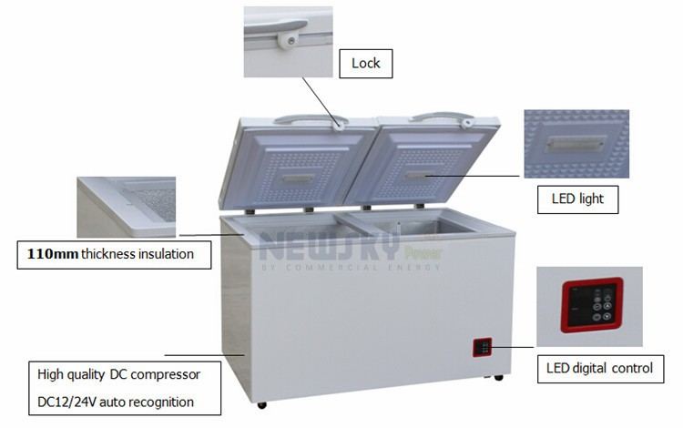 introduction solar freezer