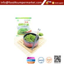 salade d'algue gelée