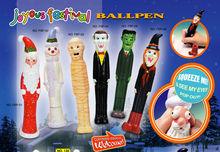 festival promotion item-plastic ballpoint pen