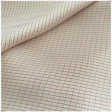 100%poly satin for womens plaid pants/ladies plaid coat/plaid taffeta fabric