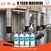 Festival promotion bottle filling machine price/plastic bottle cap sealing machine