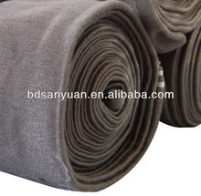 stainless steel 316L heat resist woven fabric cloth for auto glass making process
