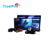 MINI diving torchlight DF008 IP68 700lm diving Fishing Light 50 meters diving equipment for sale