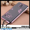 hot selling plating fancy colorful mobile phone cover for lg optimus case
