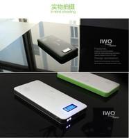 Иво 13200mah usb внешней резервной батареи банка мощности для iphone ipod ipad мобильный телефон универсальное зарядное устройство