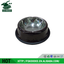 Wholesale Stainless Steel Dog Bowl Pet Dog Bowl Stainless Steel Dog Water Bowls