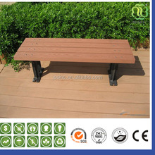 wpc solid wood panel for bench