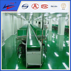 mobile phone/ led tv assembly line/assembly line equipment roller conveyor belt