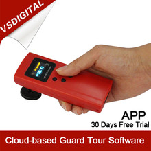 GPRS Security Wand Guard Tour Patrol System with Free Installation Service