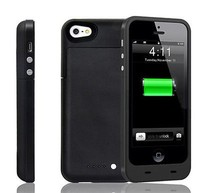 3200Portable Backup Back Up External Battery Rechargeable External BatterPowerbank Charger Case Cover Fundas Bag For iPhone 5 5S