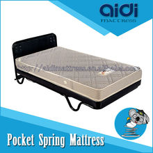 2014 Best Selling Hotel Extra Bed, Hospital Bonnell Spring Bed Mattress AT-0315A