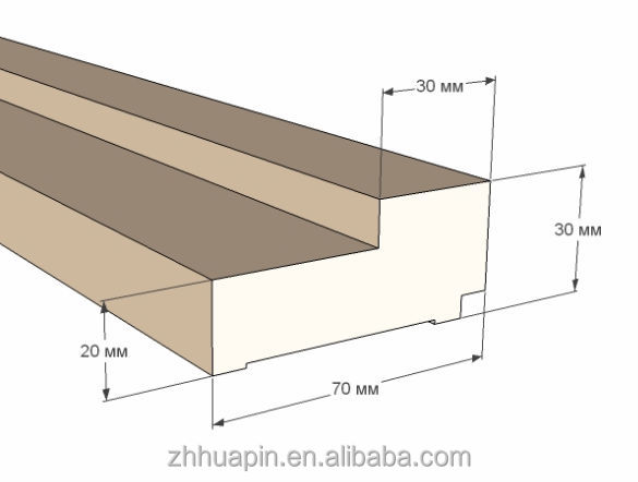 Standard Size Of Wooden Door Frame : standard door sizes allow for the mass production of doors ready made ...