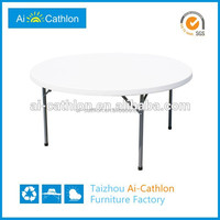 Hot sale round pool dining table and chair set