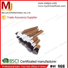 MELJUN beauty products maquillaje make up brushes 10pcs