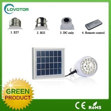 Small waterproof solar led street light battery operated lights