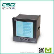 mini multifunction digital lcd panel meter