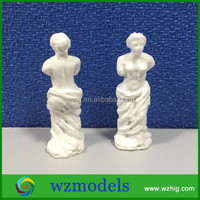 Sexy Nude Naked Woman Standing Statue Sculpture Figure