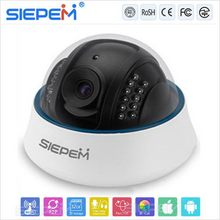 Design promotional gift 720p hd ip camera dome/720p indoor dome ip camera vandal/UDP audio hd 1.0mp 720p dome ip camera