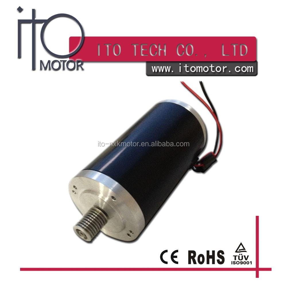 Od 80mm Permanent Magnet Motor Dc 12v 24v 80zyt