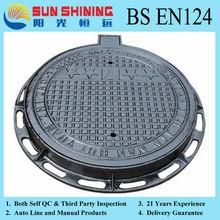 SUN SHINING Manhole Covers Cast Ironic 650mm