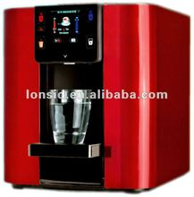 home and office hot and cold TFT touch panel easy to operate and maintain pipe line direct water dispenser GR320RB