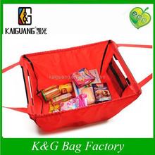 Shopping Cart Bag,ECO Friendly Large capacity Foldable Trolley Supermarket Green Shopping Bag