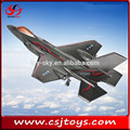 nuevos productos 2ch rc avión f35 avión rc modelo de avión