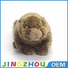 Lifelike 15'' Stuffed River Animal Toy Plush Otter