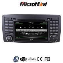 2 Din Car DVD Player for Mercedes Benz R CLASS W251 R280 R300 R320 R350 R500