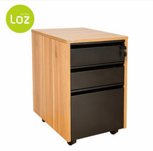 3 drawer filing cabinet/office home furniture