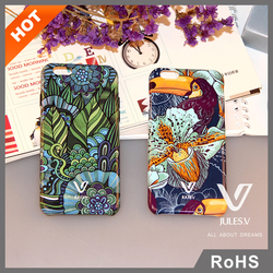 OEM customer slik Printing funky Mobile Phone Case For Iphone 6 6s 6plus
