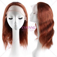 Wholesale cheap color 33 body wave 180% density full lace wig