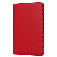 New fashion design colorful flip leather case for Apple ipad mini 4