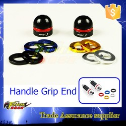 Big bike , scooter, motorcycle cnc parts handle grips cap , bar end, switch