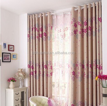 curtain lace facbric for window curtain
