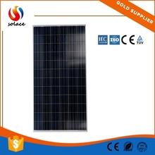 High power high quality long life 100w polycrystalline solar panel