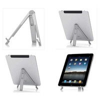 "7"" to 10"" Tablet PC Universal Aluminum Metal Stand Holder for iPad Air Mini Retina Kindle Tablet PC"