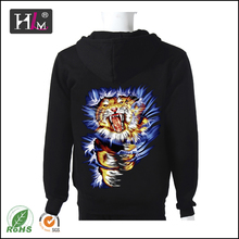 New Style never crook customers zip up hoodies wholesale with low MOQ