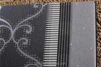 Piano design Black and white wallpaper