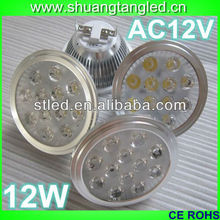 Led theatre spot light 12w long lifespan up to 50.000hours