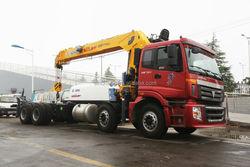 Building Equipment Truck Mounted Crane , Truck Mounted Crane for Building 20 ton