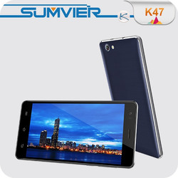 5.5 inch 720*1280 LCM MTK6582 1GB+8GB mobile phone with mini usb port