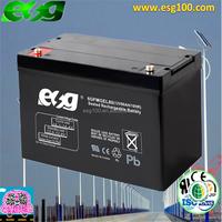 Hot Sale Gel Battery 12V 80ah UPS battery Solar Battery SLA Battery