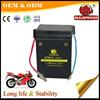 rechargeble starter 12v 4ah 15ah mf lithium motorcycle battery
