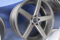 16*9.0inches PCD 4*100 design alloy wheel rim