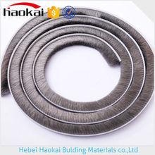 Alibaba Suppliers Durable In Use Eco-Friendly Aluminum Window Door Wool Pile Wool Pile