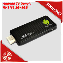 Android RK3188 Box Quad-Core Android 4.2 Mini TV Dongle